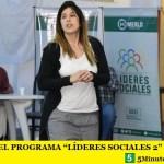 """COMENZÓ EL PROGRAMA """"LÍDERES SOCIALES 2"""" EN MERLO"""