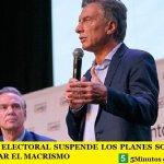 LA JUSTICIA ELECTORAL SUSPENDE LOS PLANES SOCIALES QUE IBA ENTREGAR EL MACRISMO