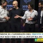 MATÍAS LAMMENS EL CANDIDATO DEL FRENTE DE TODOS EN CABA CADA VEZ MÁS CERCA DE LA JEFATURA DE GOBIERNO