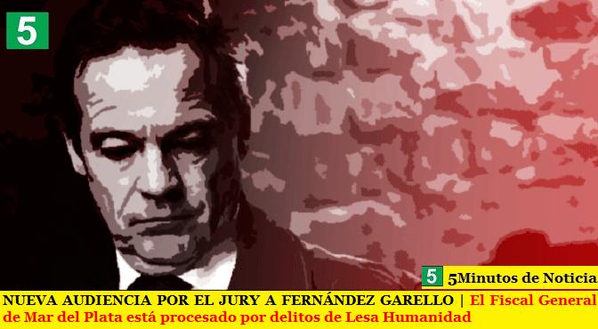 CONTINÚA LA PROTECCIÓN POLÍTICA A FERNÁNDEZ GARELLO | Repudio de la Asociación Judicial Bonaerense
