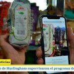 DESDE EL MUNICIPIO DE HURLINGHAM SUPERVISARON EL PROGRAMA DE PRECIOS CUIDADOS