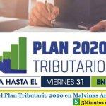 Comenzó el Plan Tributario 2020 en Malvinas Argentinas