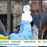 "Malvinas Argentinas comenzó ""operativos de monitoreo socio sanitarios en barrios populares"""