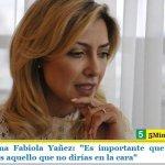 """Primera Dama Fabiola Yañez: """"Es importante que no digas en redes sociales aquello que no dirías en la cara"""""""
