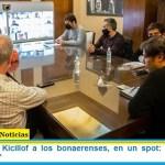 """El pedido de Kicillof a los bonaerenses, en un spot: """"Hagamos un esfuerzo más"""""""