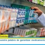 """""""Cumplimos nuestra palabra de garantizar medicamentos gratis a los jubilados"""""""