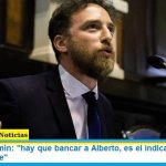 """Federico Otermín: """"hay que bancar a Alberto, es el indicado para sacar el país adelante"""""""