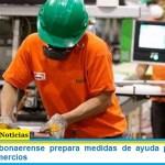 El Gobierno bonaerense prepara medidas de ayuda para pymes y pequeños comercios