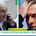 """Oscar Parrilli: """"si hablamos de impunidad, Mauricio Macri es el número uno"""""""