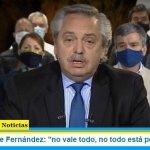 El Gobierno Nacional creó un Fondo de Fortalecimiento Financiero para la provincia de Buenos Aires
