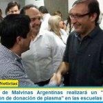 """El municipio de Malvinas Argentinas realizará un """"Concurso de concientización de donación de plasma"""" en las escuelas"""