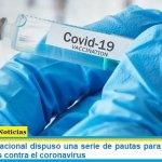 El Gobierno nacional dispuso una serie de pautas para la adquisición de las vacunas contra el coronavirus