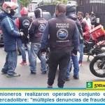 """ASiMM y Camioneros realizaron operativo conjunto en prestadora logística de Mercadolibre: """"múltiples denuncias de fraude laboral"""""""