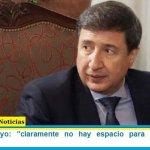 """Ministro Arroyo: """"claramente no hay espacio para un ajuste en Argentina"""""""