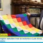 Líderes de la región saludan tras la victoria a Luis Arce, Evo Morales y el Pueblo Boliviano