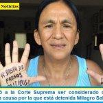 """El CELS pidió a la Corte Suprema ser considerado como """"amicus curiae"""" en una causa por la que está detenida Milagro Sala"""