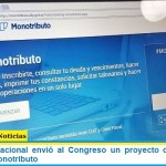 El Gobierno nacional envió al Congreso un proyecto de ley para el régimen del monotributo
