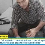Martín Soria: «el aparato comunicacional con el que el macrismo implementó el lawfare sigue gozando de buena salud»