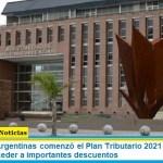 En Malvinas Argentinas comenzó el Plan Tributario 2021 y los vecinos ya pueden acceder a importantes descuentos