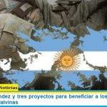 Alberto Fernández y tres proyectos para beneficiar a los Veteranos de la Guerra de Malvinas