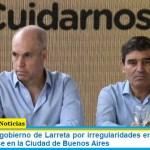 Denuncian al gobierno de Larreta por irregularidades en la inscripción para vacunarse en la Ciudad de Buenos Aires