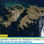 """El Gobierno Argentino expresó su """"enérgico rechazo"""" a las maniobras militares del Reino Unido en las Islas Malvinas"""