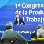 Cafiero afirmó que la Argentina avanza hacia «un modelo de desarrollo con justicia social y equidad territorial»