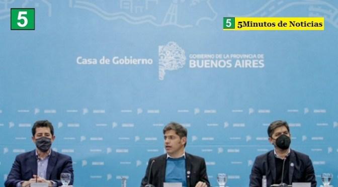 """Carlos Bianco: """"134 irresponsables no cumplieron con el aislamiento tras regresar del exterior"""""""
