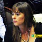 Juliana Di Tullio juró este jueves como senadora nacional en remplazo de Jorge Taiana