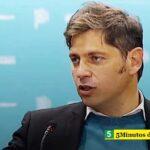 El gobernador Kicillof propuso ampliar la presencialidad educativa ante la baja de casos y el aumento de vacunados
