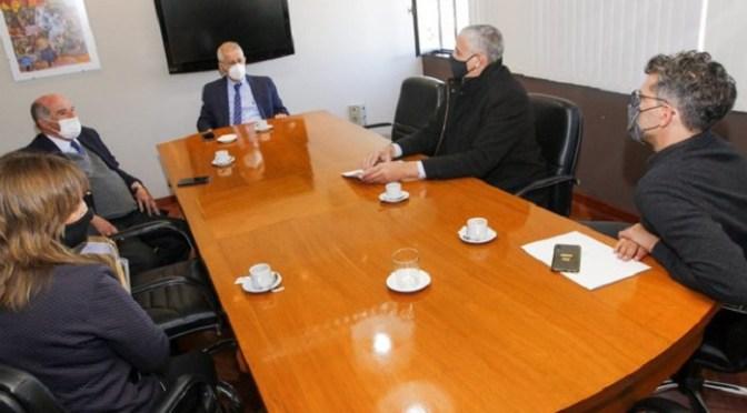 Pietragalla se reunió en Jujuy con jueces y fiscales por la medida de la CIDH sobre Milagro Sala