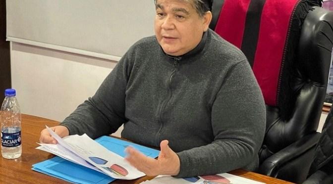 """El """"Nestorista"""" Mario Ishii fue una """"aplanadora peronista"""": El """"Huracán Ishii"""" arrasó con votos José C. Paz"""