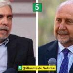 El ministro Fernández recibió al gobernador Perotti y coincidieron en que «no se puede permitir impunidad ante el narcotráfico»