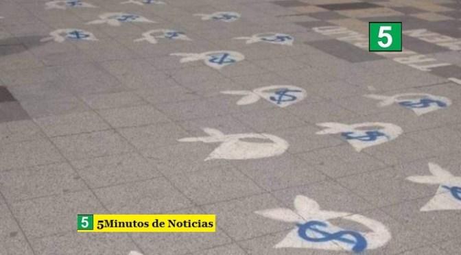 Horacio Pietragalla repudió la vandalización que sufrieron los pañuelos de Madres y Abuelas de Plaza de Mayo en Mar del Plata