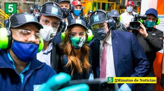 """Victoria Tolosa Paz: """"Se vienen medidas salariales, se está trabajando en dar respuestas inmediatas"""""""