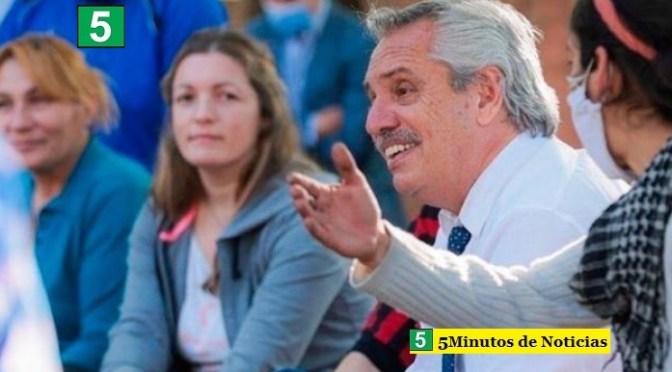 Presidente Fernández: «Esta tarde me vine a Luján a escuchar a los Misioneros de Francisco, en la víspera de la peregrinación»