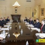 El Presidente Fernández almorzó con empresarios y coincidieron en la necesidad de atraer inversiones y generar empleo