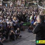 Máximo Kirchner: «Las cosas cambian cuando el pueblo se mete en los lugares donde se toman las decisiones»