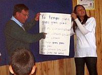 Uruguay volunteers
