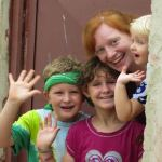 Team Haiti: Teaching the Catechism in Creole
