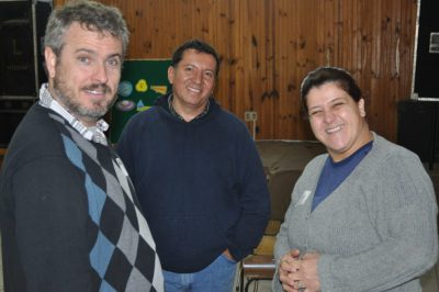 2016 Uruguay photo 3 from Jeromin - Ray on left and Jairo in middle