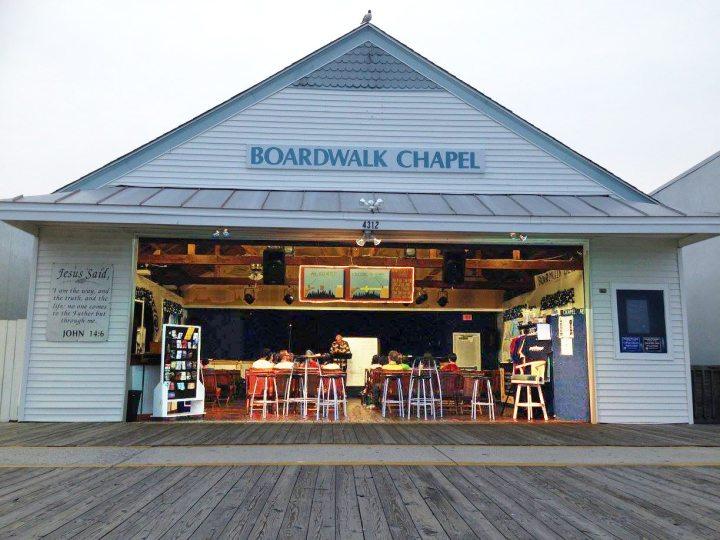 The Boardwalk Chapel