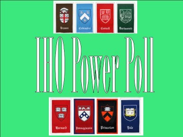 The midseason IHO Power Poll has arrived just before teams dive into the dogfight that is conference play.