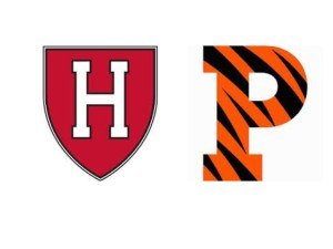 Harvard swept its home weekend in dominant fashion, clinching a share of its fourth straight crown. Princeton got an impressive sweep of its own as the Tigers surge towards the top half.
