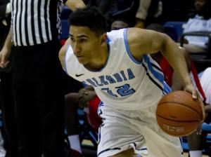 Maodo Lo posted 20 points in a win over Bucknell Saturday. (gocolumbialions.com)