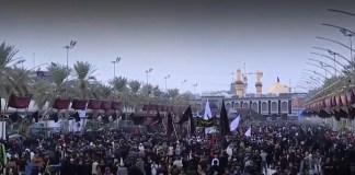 Millions-Pilgrims-of-Arbaeen-in-Iraq