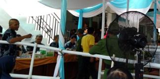 Pilkades Desa Winong Kecamatan Pati