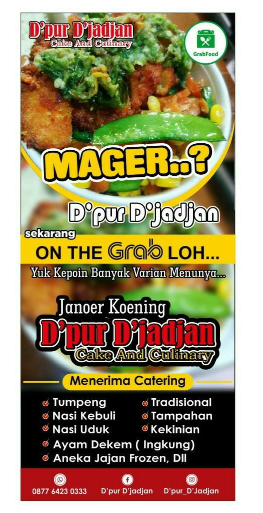 D'apur D'jadjan Cake and Culinary