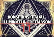 Konspirasi Dajjal, Iluminati dan Freemason - 11