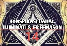 Konspirasi Dajjal, Iluminati dan Freemason - 14